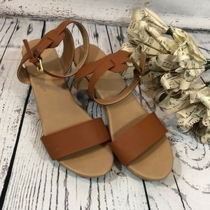 Old Navy Heeled sandals Size 8